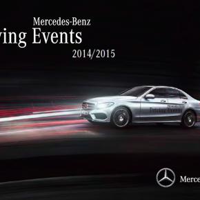 READY, SET, GO! DER NEUE MERCEDES-BENZ DRIVING EVENTS KATALOG 2014/2015