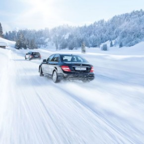 IN DEN ALPEN MIT MERCEDES-BENZ DRIVING EVENTS